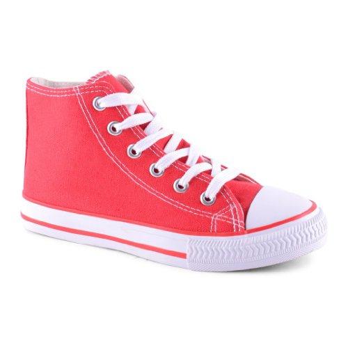 Footwear Sensation , M盲dchen Sneaker Rot