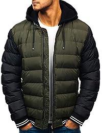 4241958f0c Amazon.it: BOLF - Giacche e cappotti / Uomo: Abbigliamento