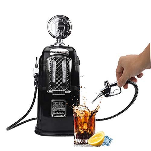 1080ML Doppel-Guns Liquor Pump Gas Station Bier Dispenser, Alkohol Liquid Soft Drink Getränkedokant Machine Bar Bier Bierwerkzeuge (Drink Soft Machine)