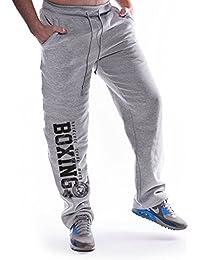 Dirty Ray Arts Martiaux Boxing pantalon de sport homme SDB1