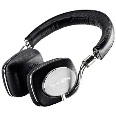 B&W P-5 Cuffia a Padiglione con Sistema di Isolamento Acustico occasione da Polaris Audio Hi Fi