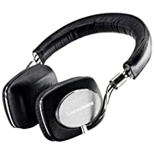 Bowers & Wilkins P5 On-Ear Headphones B&W - Black (discontinued by manufacturer)