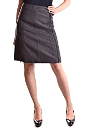 Belstaff Mujer MCBI039018O Negro Lana Falda