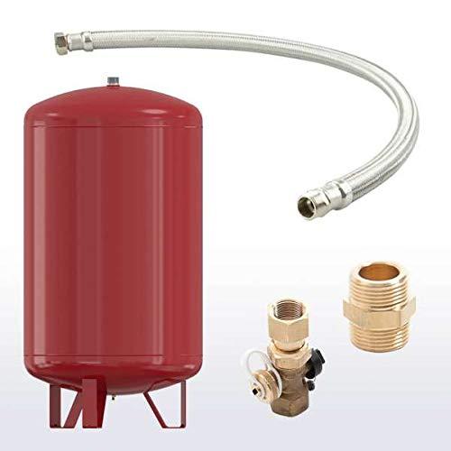 Ausdehnungsgefäß Contra Flex Anschluss-Set 200 Liter - Gas-wasser-heizung-teile