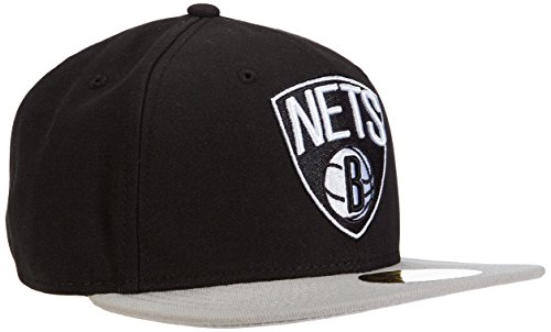 New Era Cap NBA Basic Brooklyn Nets Black