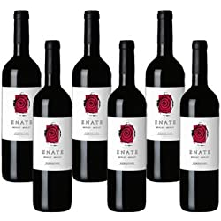 Enate merlot - Vino Tinto - 6 Botellas