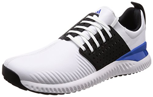 adidas Herren Adicross Bounce Golfschuhe, Wei (White F33752), 46 EU