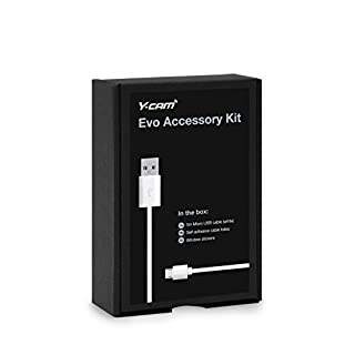 Y-Cam YCEACKIT01 EVO Cable Accessory Kit