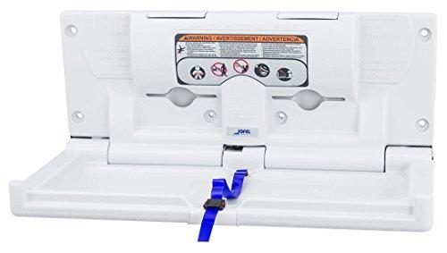 jofel-ay10000-cambiador-de-panales-horizontal-hdpe-antibacteriano-blanco