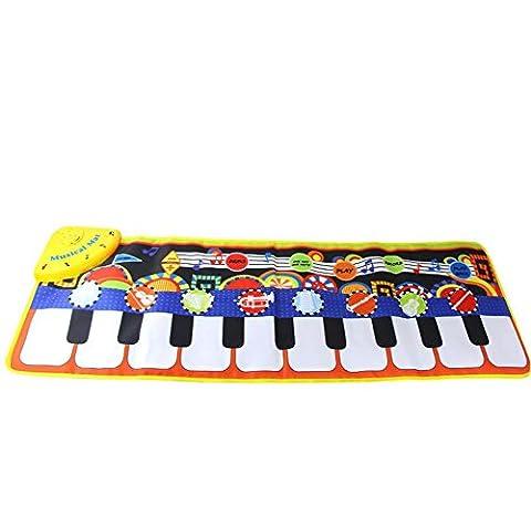 WGE Electronic Piano Environmental Schutz Children