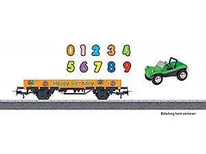 Märklin 44231Start Up-Happy Birthday Carro, Vehículo