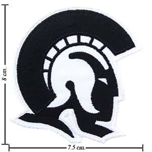 Arkansas Little Rock Trojans Logo Ecusson brodé Emblem patche Patches
