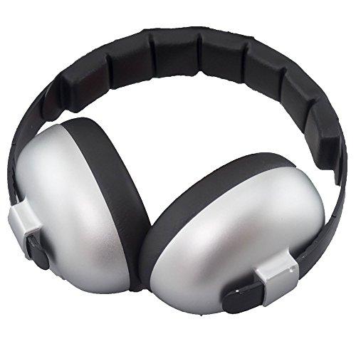 Banz EM013 Bubzee Earmuffs, S, silber