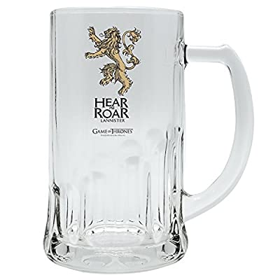 ABYstyle ABYVER020 Lannister Chope Game of Thrones Verre Multicolore