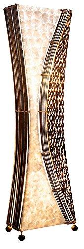 Frank Flechtwaren Stehlampe Bali 100 cm
