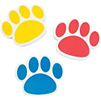 Paw Print Gomme – 24 ct