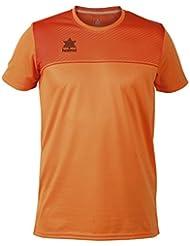 Luanvi Apolo Camiseta, Hombre, Naranja, M