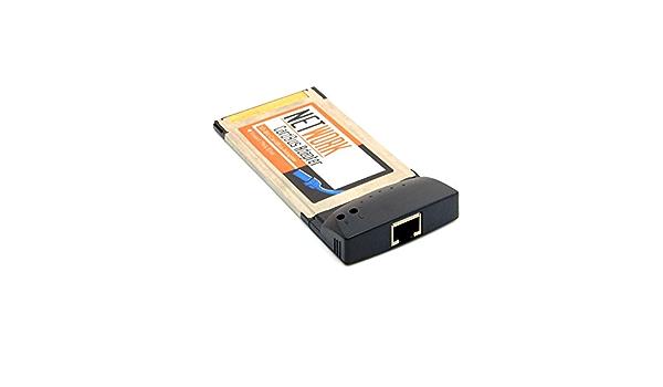 Rj45 Network Ethernet Pcmcia Cardbus Laptop Elektronik