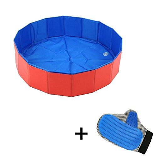 Hundepool Doggy Pool Hunde Pool Swimmingpool Badewanne Pool 80*30