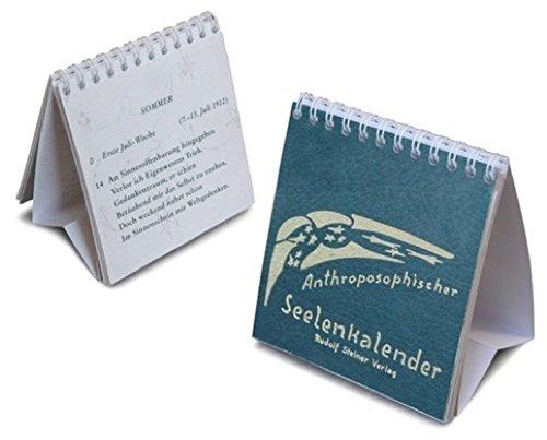 Anthroposophischer Seelenkalender, Tischkalender