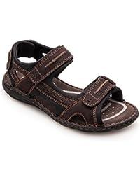 Zerimar Zapato Estilo Casual con Elástico Fabricado EN Piel Color marronTalla 46 zYdc9tdc