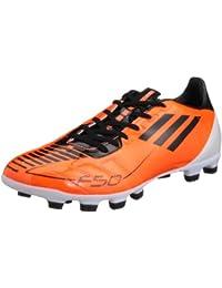 newest fa074 c50ca adidas F10 TRX HG Botas de fútbol para Hombre, Orange - Schwarz - weiß