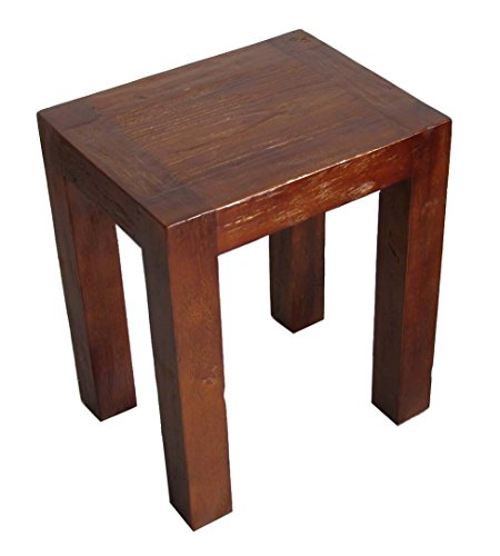 opium outlet Hocker Schemel Stuhl Kolonialmöbel massiv Holz aus China