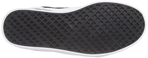 Puma Unisex-Erwachsene Smash Vulc Low-Top, Weiß (White-Peacoat 10) Schwarz (Black-White)
