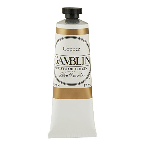 Gamblin Artist - Oelfarbe - 37 ml - Kupfer