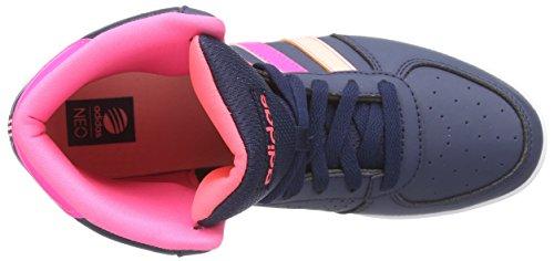 adidas - Baseline Vs Mid, Sneaker alte Donna Multicolore