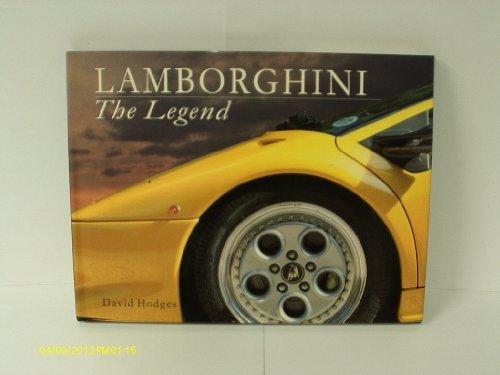 Lamborghini the Legend by David Hodges (1997-08-01)