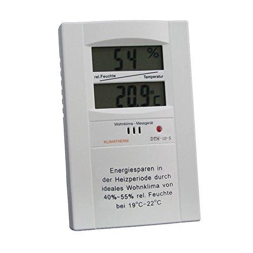 Klimatherm Digitales Thermometer Hygrometer thumbnail