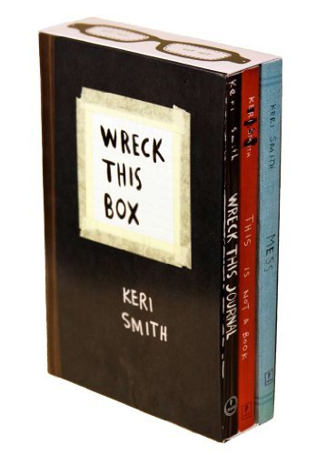 Wreck This Box (Wreck This Journal / This Is Not a Book / Mess) by Keri Smith (2010-09-07)