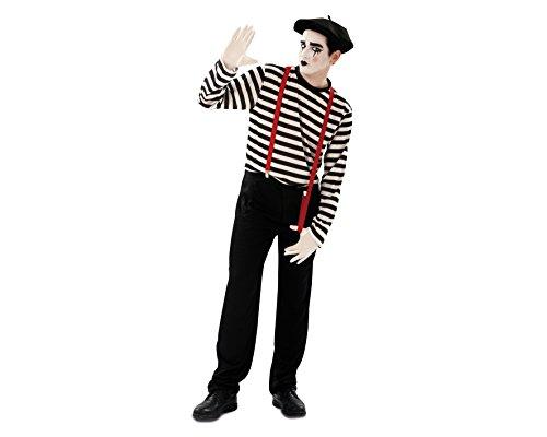 Imagen de my other me  disfraz de mimo hombre, m l viving costumes 200565
