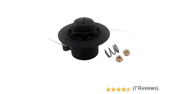 /2/per Viking Te 600/700/1000/FS38/FS40/FS45/FS50/# 4006/710/2105/con manicotto di piuma C5/ /2 Aisen maehkopf testina per Stihl auto Cut C6/