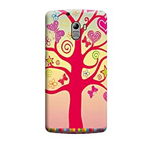 iCover Premium Printed Mobile Back Case Cover With Full protection For Lenovo A7010/K4 Note (Designer Case)