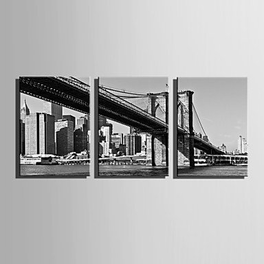 "Preisvergleich Produktbild XGHC LeinwanddruckDrei Paneele Leinwand Vertikal Druck Wand Dekoration For Haus Dekoration ,  include inner frame ,  20"" x 28"""