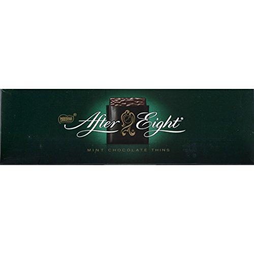 after eight Fines feuilles de chocolat fourrées à la menthe - ( Prix Unitaire ) - Envoi Rapide Et Soignée