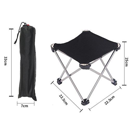 LDFN Klappbarer Hocker Von Mobiler Außen Stuhl Außen Stuhl Hocker Outdoor Angel Hocker Mazar Stuhl Skizze Stuhl,A