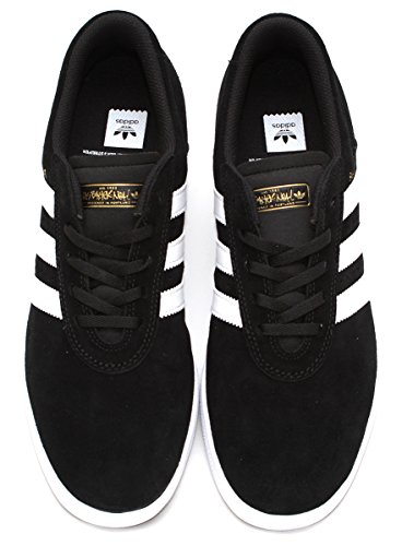 Adidas Silas Vulc ADV Core Black/White/White Core Black/Ftwr White/Ftwr White