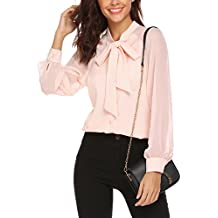 release date a3464 1279d Amazon.it: camicia donna - Rosa