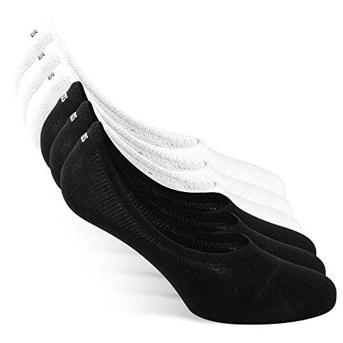 Weiße Baumwolle Junge Kurze (Snocks Herren Sneakersocken 39-42 Schwarz Weiß Unsichtbare Damen Füßlinge 39 Kurze Socks 40 Sneaker Füsslinge 41 Baumwolle 42 Schwarz-Weiß Schwarze Weisse Weiße Weiss Schwaz Weis Sneakers Sport)