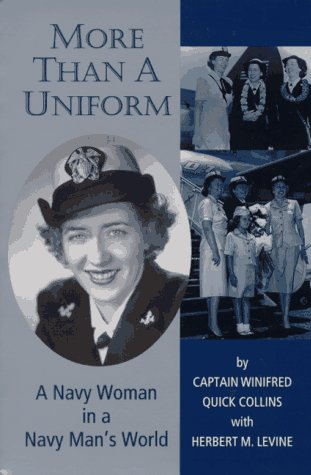 Womens Navy Uniform - More Than a Uniform: A Navy