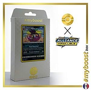 my-booster-SM10-FR-119HR Cartas de Pokémon (SM10-FR-119HR)
