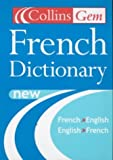 French Dictionary (Collins Gem)