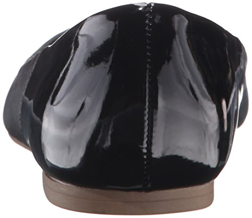 Dr. Scholl's Sidney Synthétique Chaussure Plate Black