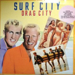 Various: Surf City Drag City [Vinyl LP] -