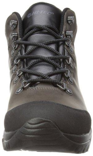Hi-Tec Lakeland Waterproof, Chaussures de  Randonnée Hautes homme Marron - Dark Chocolate