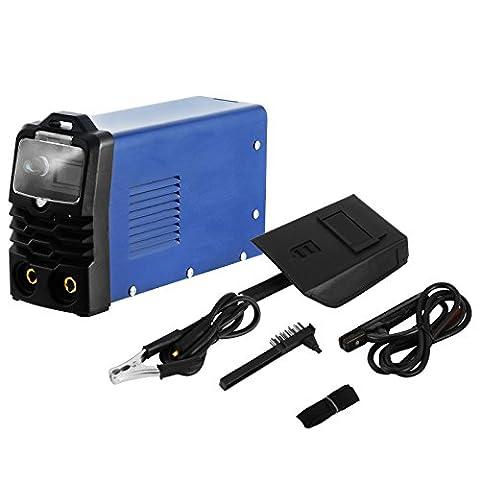 FinbFaby Inverter Welder 200A Welding Machine ARC MMA Portable Welding