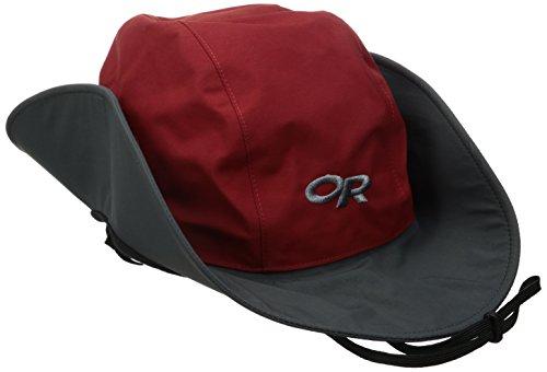 Outdoor Research Seattle Sombrero, Rot (Redwood/Dark Grey), Größe M